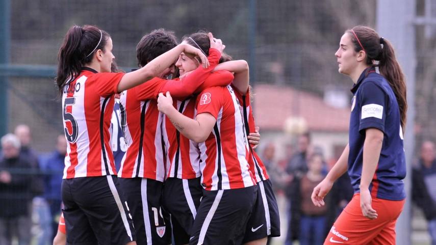 El Athletic Club, aún más líder de la Primera División Femenina