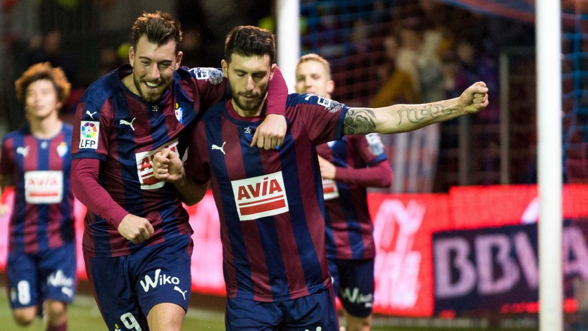 Image result for Eibar team 2017