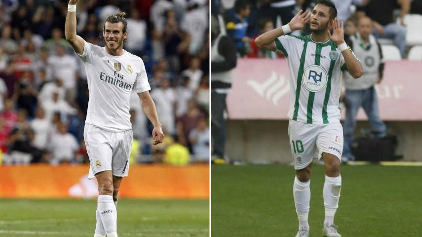 Bale y Florin golean de cabeza