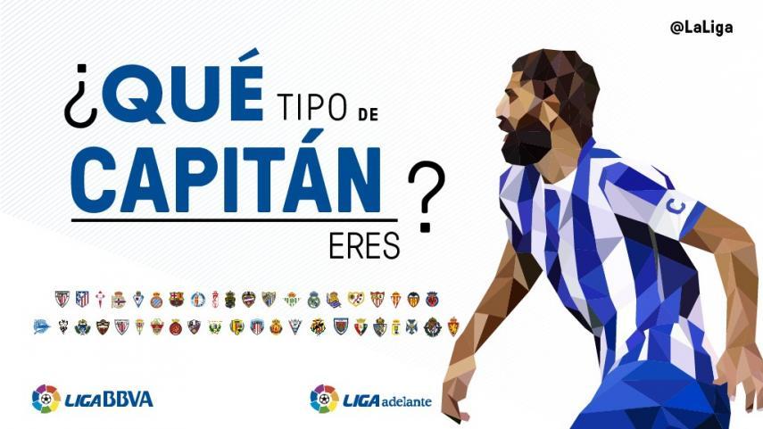 ¿Qué tipo de capitán eres?