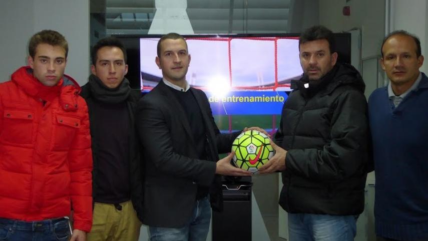 LaLiga continúa en 2016 su estrategia de apoyo al fútbol a nivel internacional