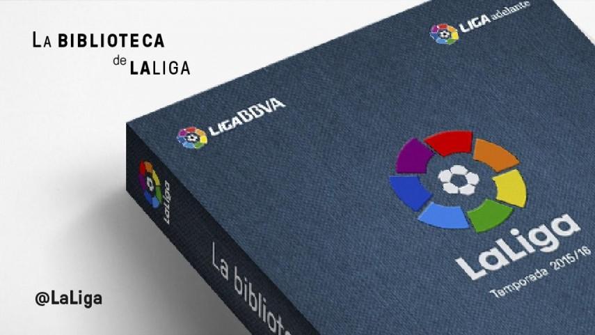 La biblioteca de LaLiga: