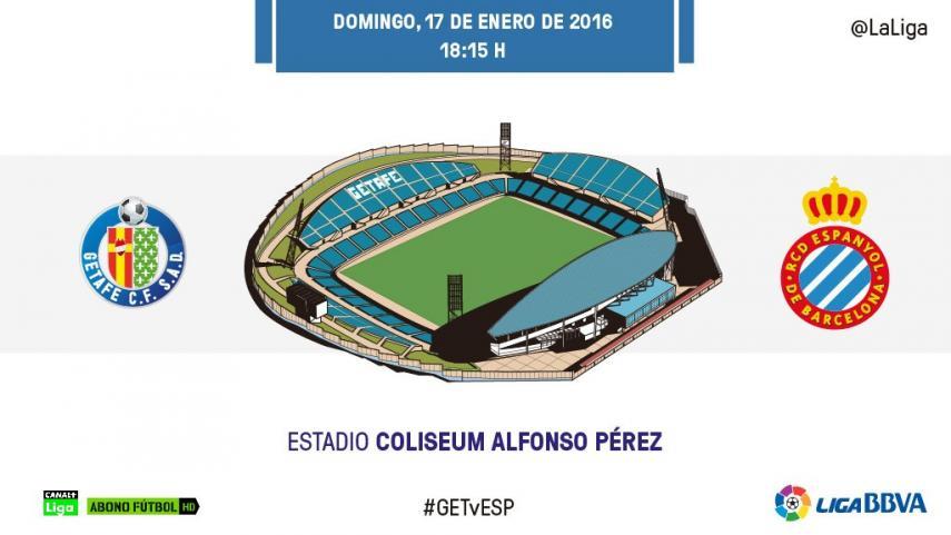 El Espanyol quiere recuperar su posición en el Coliseum