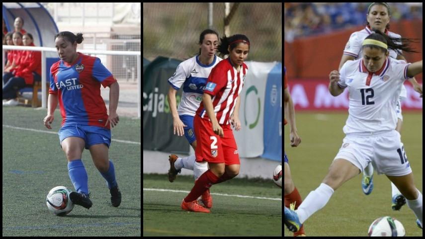Ayuda a Charlyn Corral, Kenti Robles y Lixy Rodríguez a estar en el once ideal de la CONCACAF