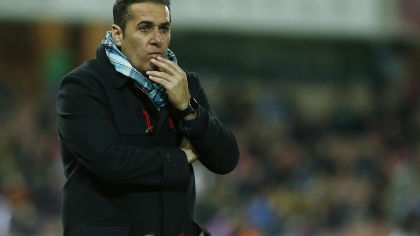 Jose Ramon Sandoval and Granada CF part company