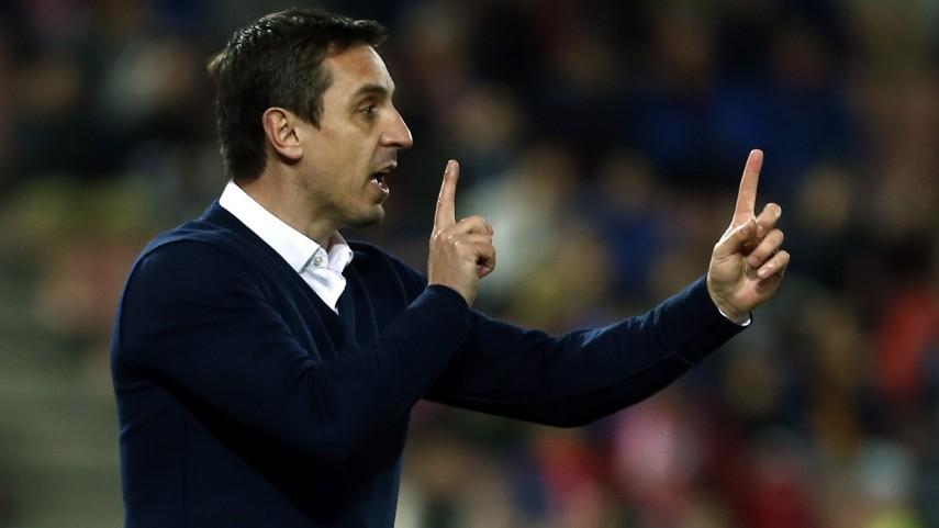Gary Neville deja de ser entrenador del Valencia