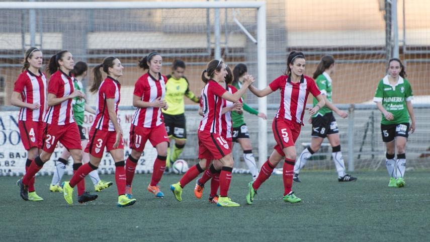 El Athletic Club se adelanta seis puntos en la Primera División Femenina