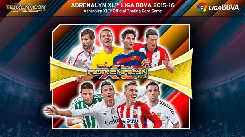 La colección Adrenalyn XL Liga BBVA regresa con más fuerza