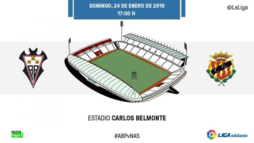 A la conquista del Carlos Belmonte