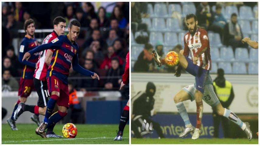 Celta-Atlético y Athletic-Barcelona, choques vibrantes para abrir los cuartos de Copa