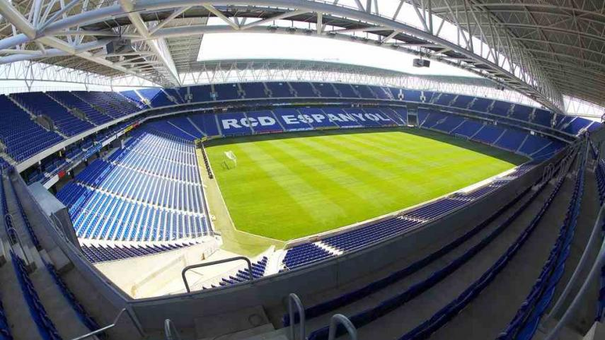 Tour del RCDE Stadium