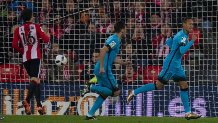 Tablas en Balaídos y ventaja para el Barcelona en la Copa del Rey