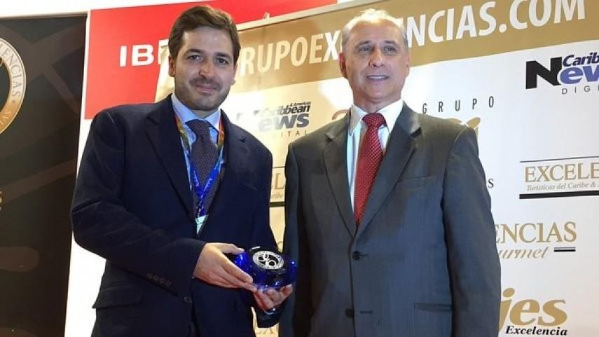 El Villarreal recibe el Premio Excelencias Turísticas 2015