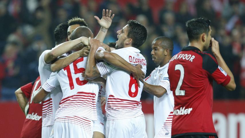 Empate en Mestalla y victoria para el Sevilla en la Copa del Rey