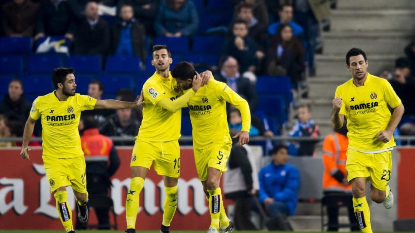 Musacchio rescata un punto en el RCDE Stadium