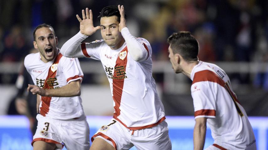 El Rayo Vallecano se reencuentra con la victoria