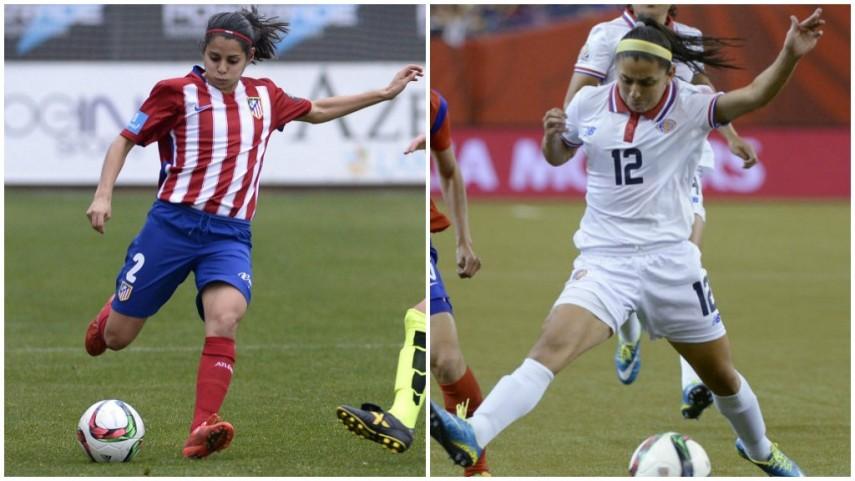 Kenti Robles y Lixy Rodríguez en el once ideal de la CONCACAF