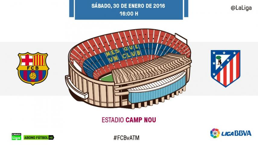 El Camp Nou, juez del liderato