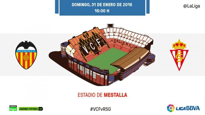 El Valencia de Neville busca su primera victoria en Liga BBVA