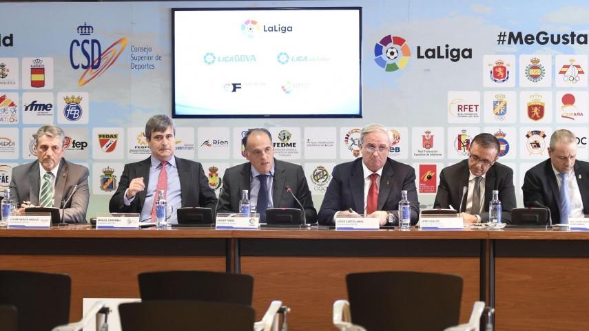 LaLiga4Sports: LaLiga con el deporte español