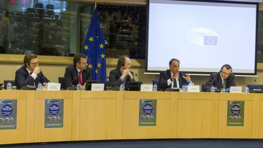 LaLiga se inscribe en el registro de transparencia de la Unión Europea