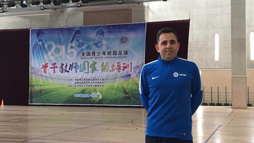 LaLiga apuesta por el desarrollo del fútbol en China