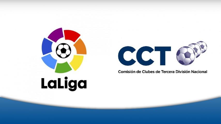 LaLiga se acerca al fútbol no profesional español