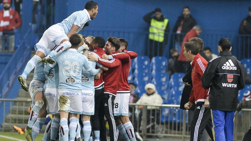 Celta y Barcelona cierran su pase a semifinales de la Copa del Rey