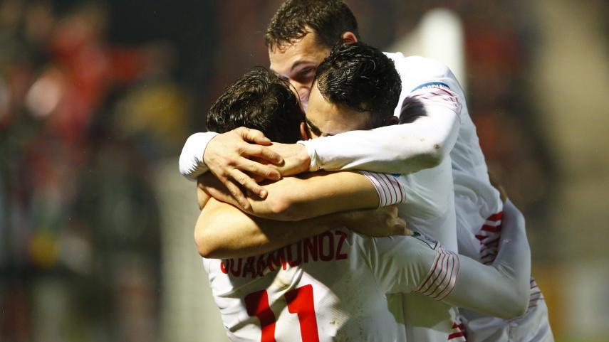 Sevilla y Valencia completan las semifinales de la Copa del Rey