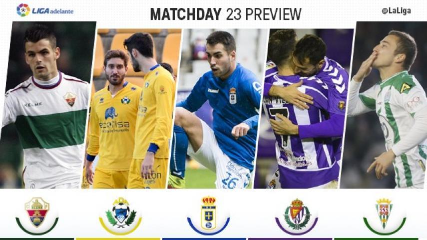 Liga Adelante Preview Matchday 23
