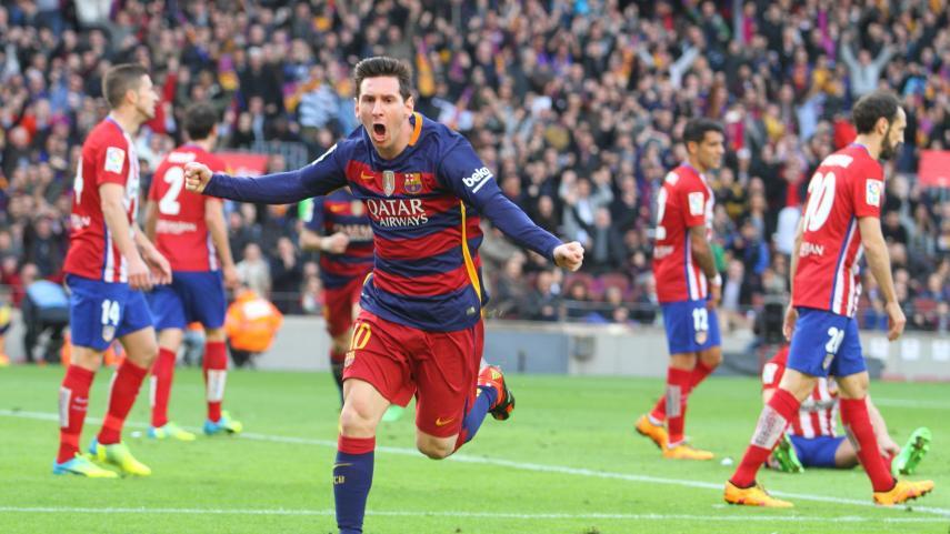 El FC Barcelona se lleva la batalla por el liderato