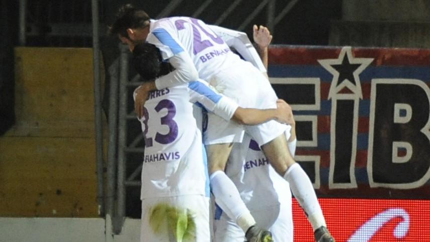 El Málaga se reencuentra con la victoria