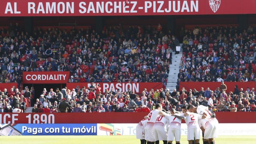 El Sevilla suma 10 victorias seguidas en el Sánchez-Pizjuán