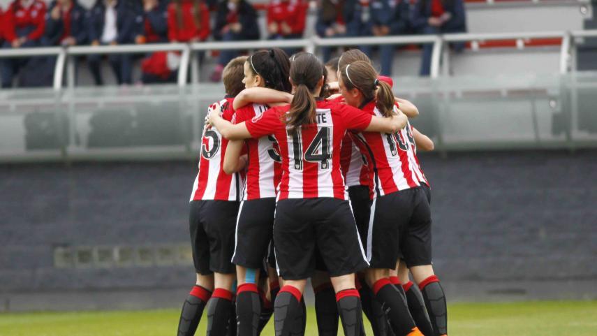 El Athletic, campeón de invierno de la Primera División Femenina
