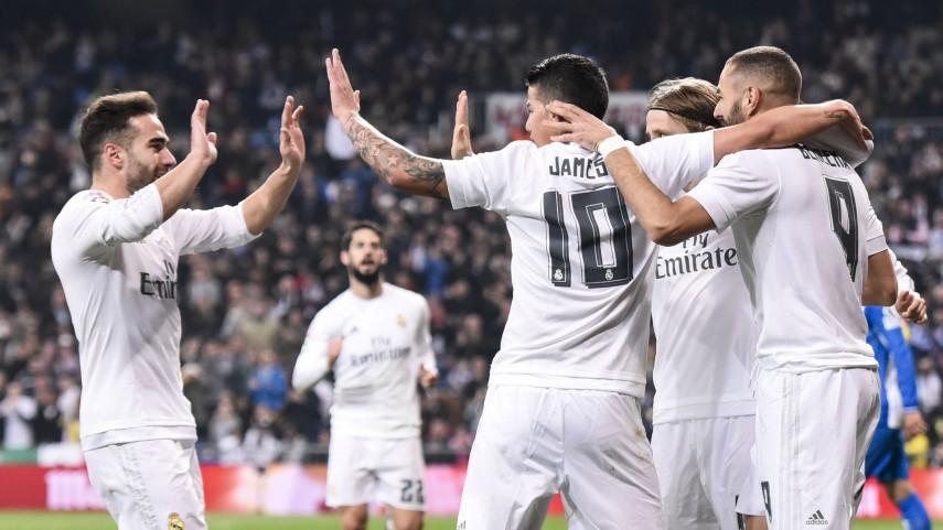 Zidane vuelve a sonreír