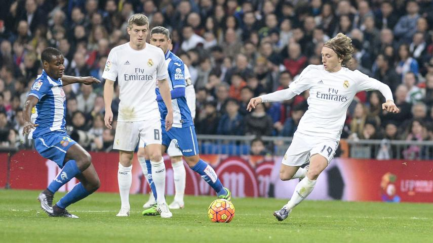 Kroos y Modrić, los motores del Real Madrid