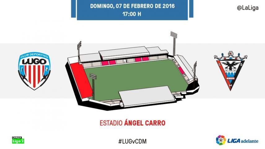 El Lugo se hace fuerte en el Ángel Carro
