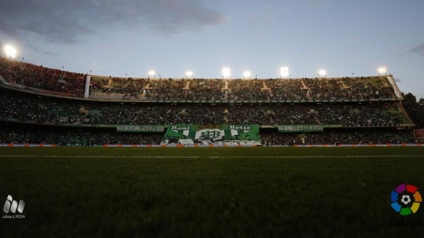Estadio Benito Villamarín, la casa del Real Betis