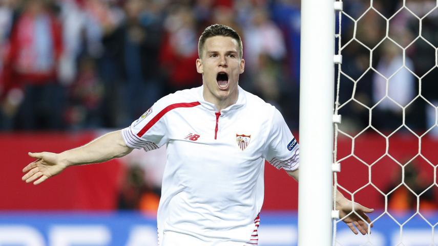 Gameiro hace soñar al Sevilla en la Copa del Rey