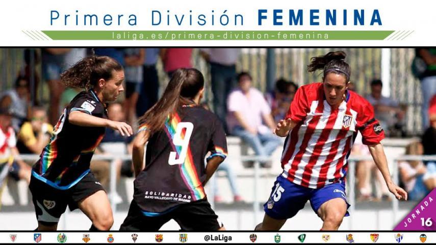 Arranca la segunda vuelta en la Primera División Femenina