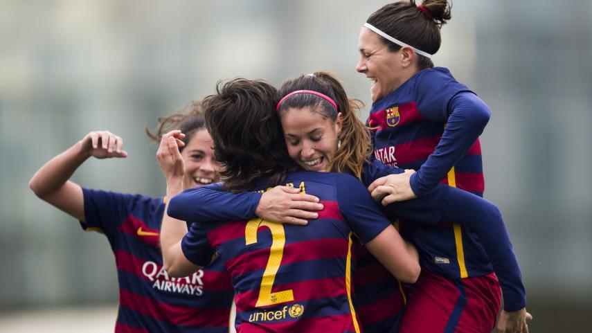 El FC Barcelona recorta dos puntos en la Primera División Femenina