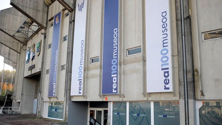 Tour de Anoeta + Museo Real 100