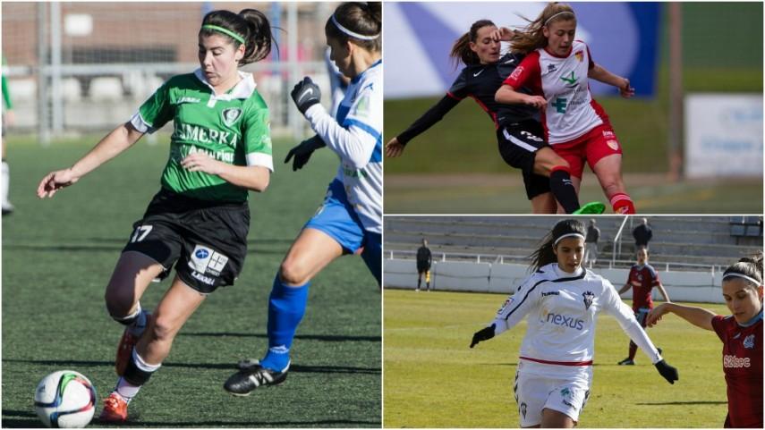 El talento sub-20 de la Primera División Femenina