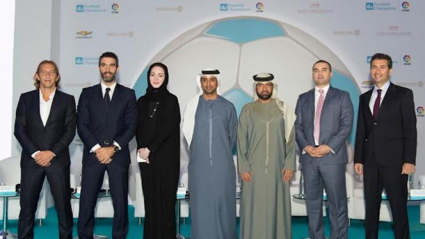 LaLiga impulsa su primer Centro de Alto Rendimiento para jóvenes futbolistas en Dubai