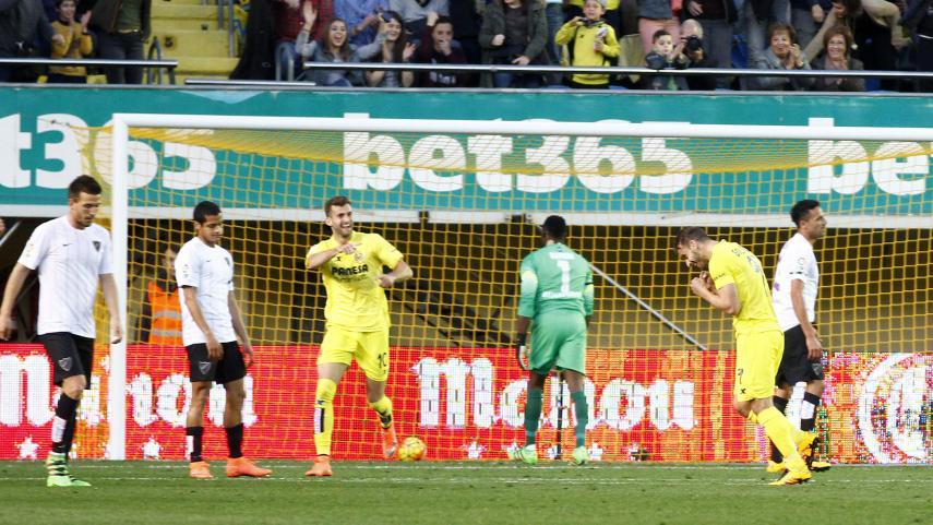 Soldado prolonga la racha del Villarreal CF