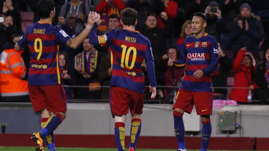 El FC Barcelona se toma la revancha ante el Celta