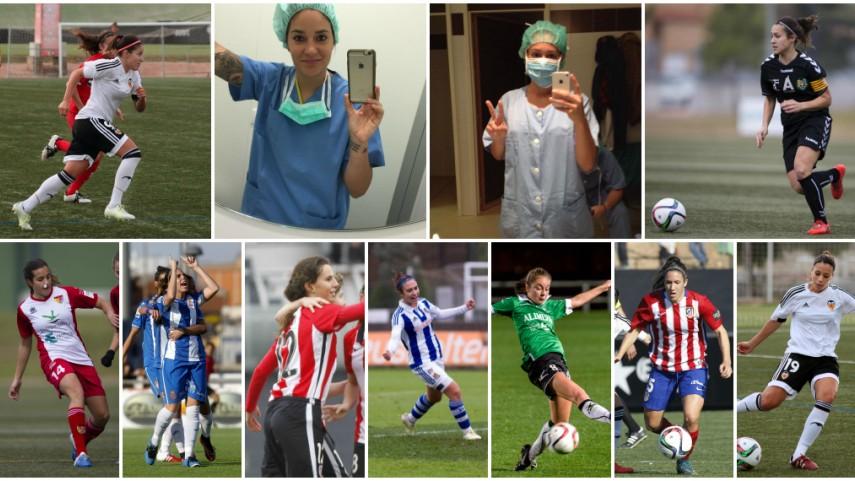 El equipo médico de la Primera División Femenina
