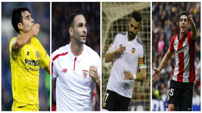 Villarreal, Sevilla, Valencia y Athletic empiezan su concurso en dieciseisavos de Europa League