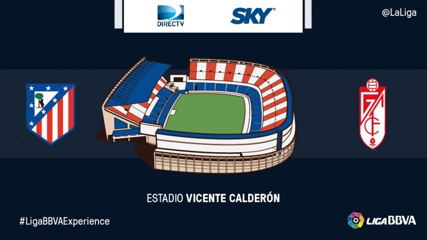 Espectadores de DirecTV y Skymex disfrutarán en directo del Atlético de Madrid - Granada