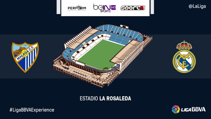 Los fans de beIN Sports, Perform y Prago inauguran el proyecto Liga BBVA Experience con el Málaga – Real Madrid